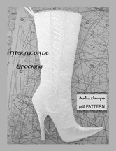 Stiletto Stocking Pattern Misericorde